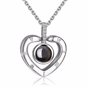 Charm The Memory Projective Pendant Necklace